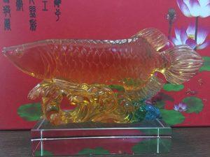 Benda Fengshui Ikan Arwana