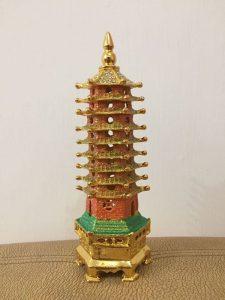 Benda Fengshui Pagoda Kecil