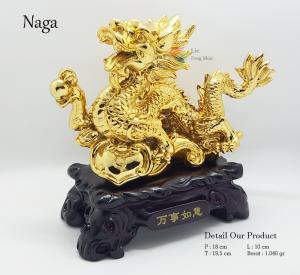 Benda Fengshui - Naga