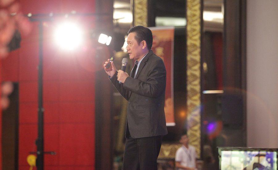 Mr. Lie Ping Sen | Feng Shui Master
