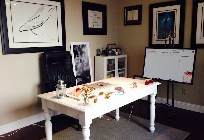 Fengshui Usaha - Meja Kantor