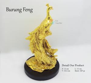 Benda Fengshui - Burung Feng