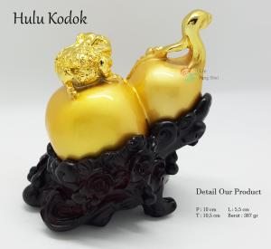 Benda Fengshui - Hulu Kodok