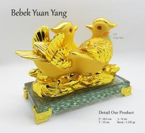 Benda Fengshui - Bebek Yuan Yang